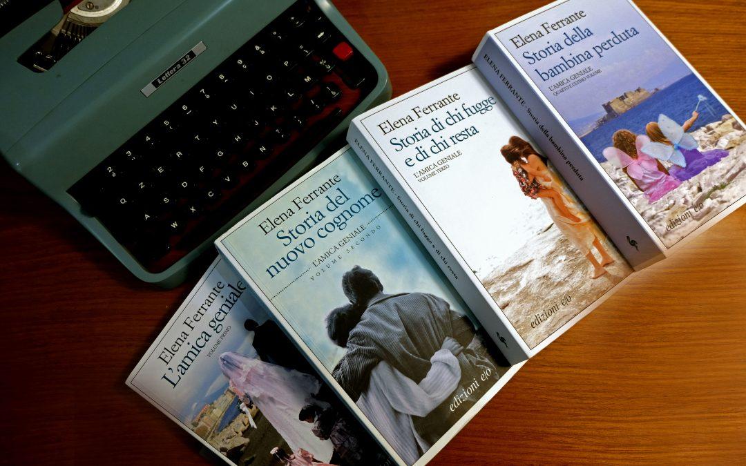 Elena Ferrante Quadrilogia: 4 libri sull'amicizia femminile