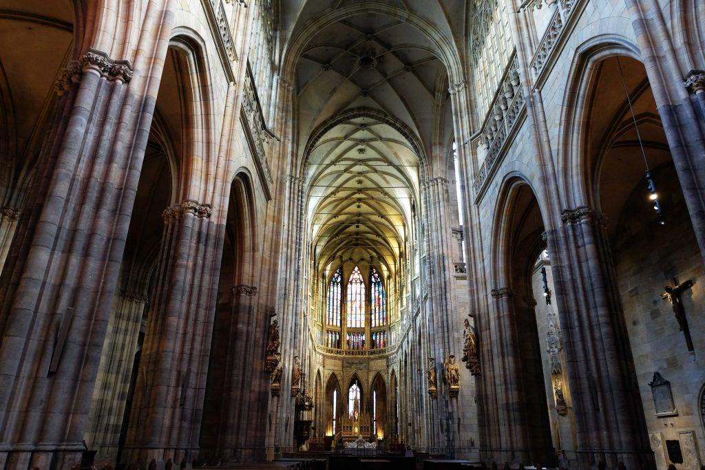 cosa vedere praga cattedrale