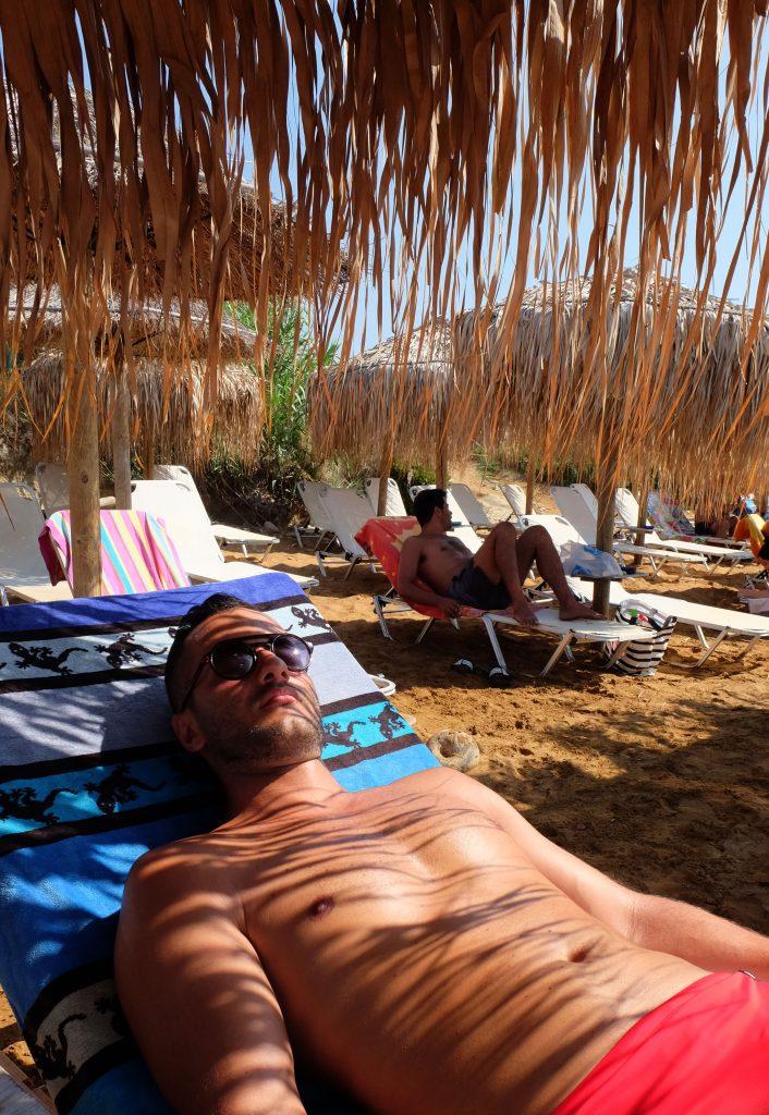 xi beach spiaggia rossa cefalonia