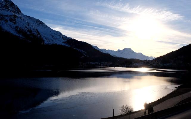 lago di saint moritz