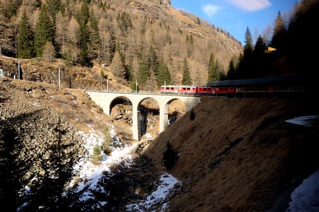 percorso trenino rosso