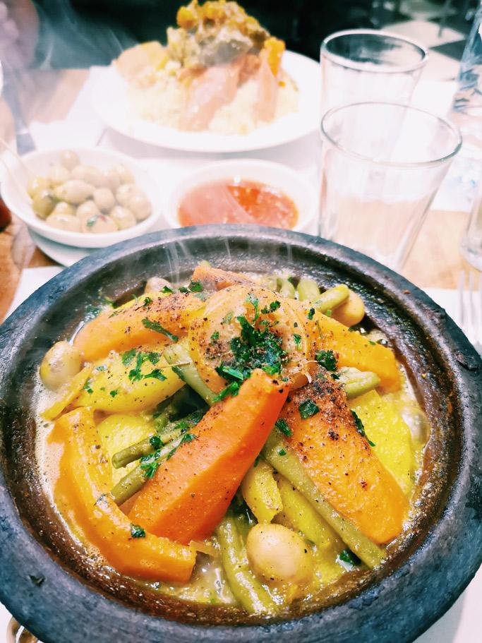 cosa mangiare a marrakech tajine