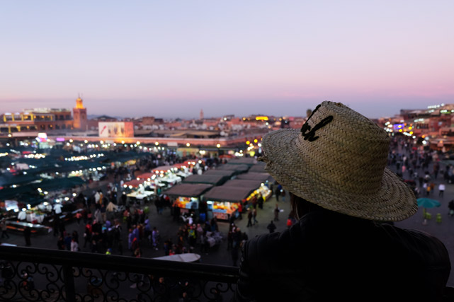 piazza marrakech