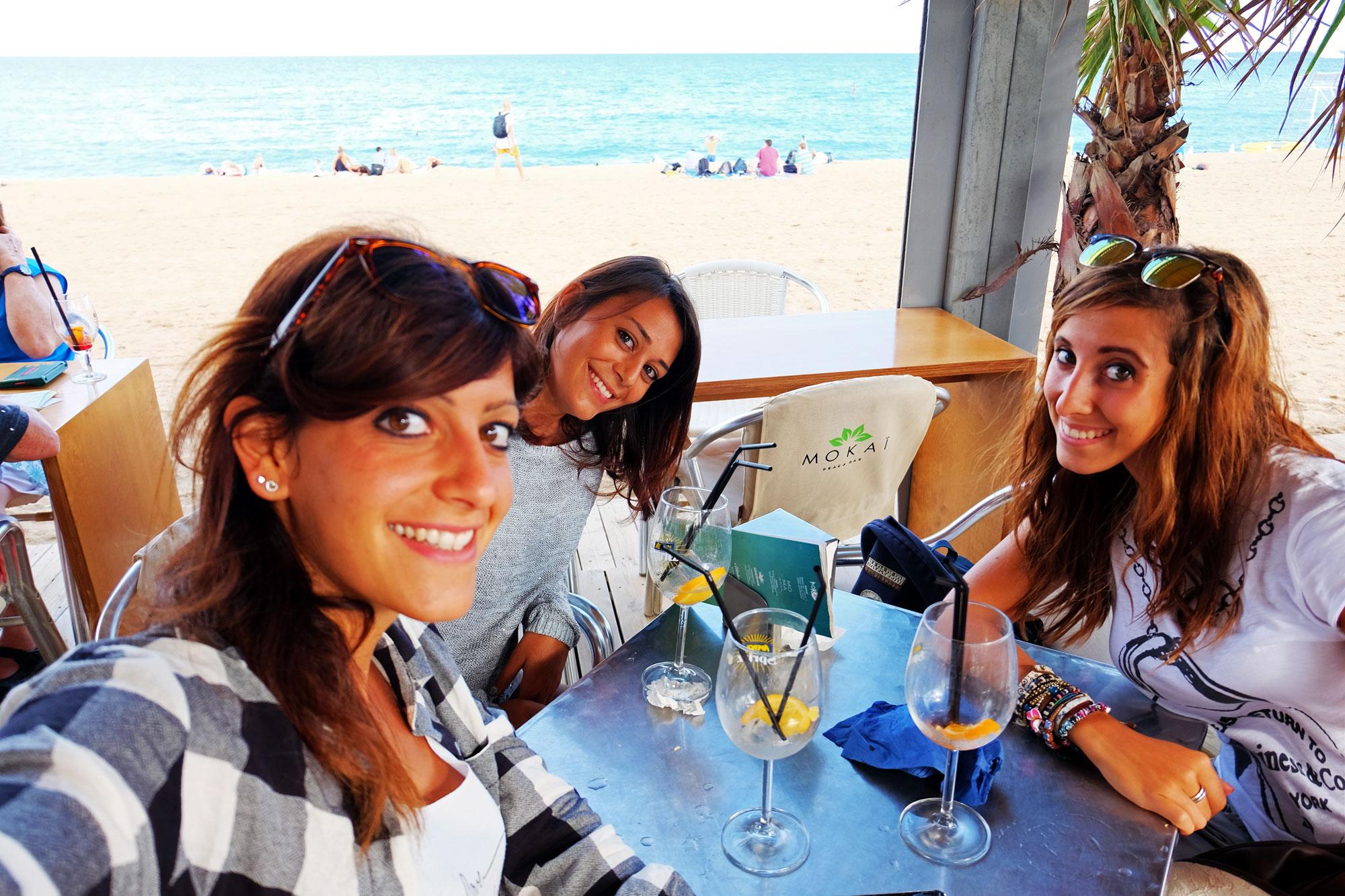 Cosa vedere a Barcellona spiaggia