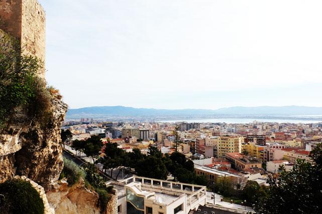 Cagliari guida