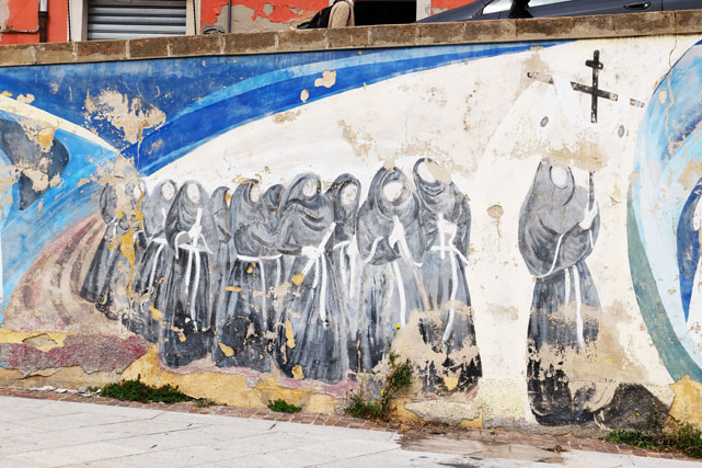 Cagliari murales