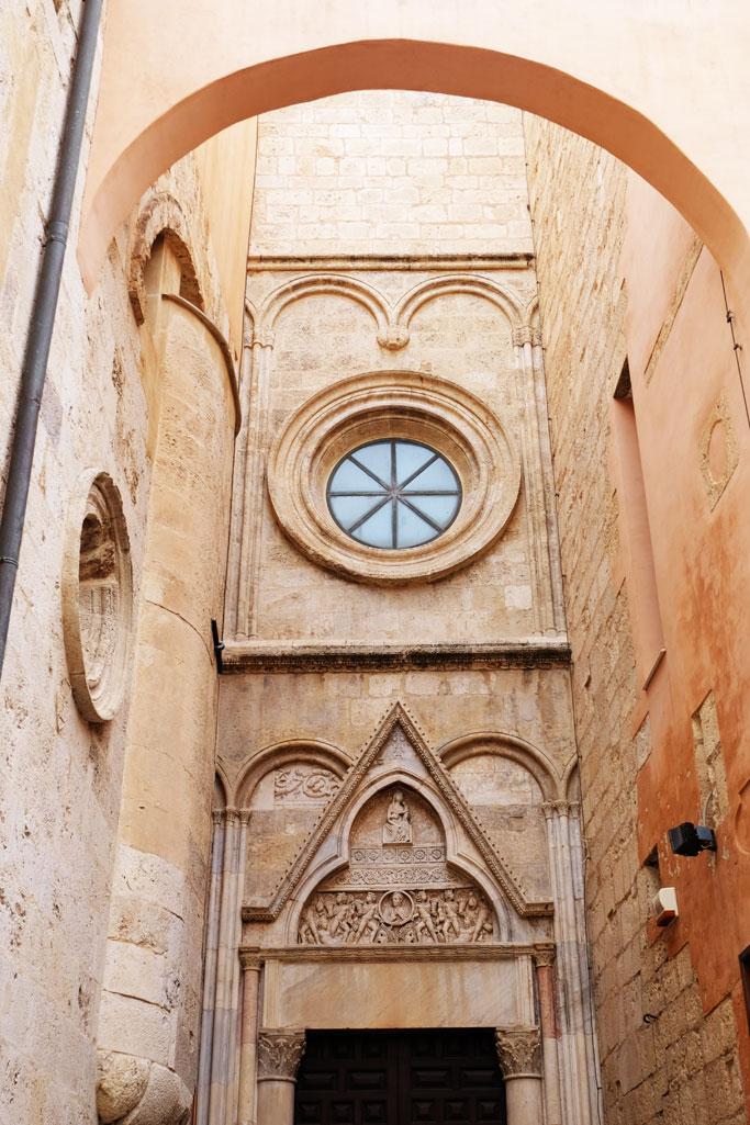 Cagliari quartiere Castello