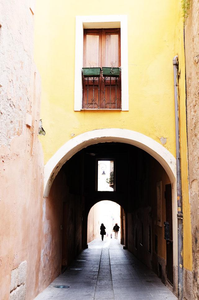 Cagliari vicolo