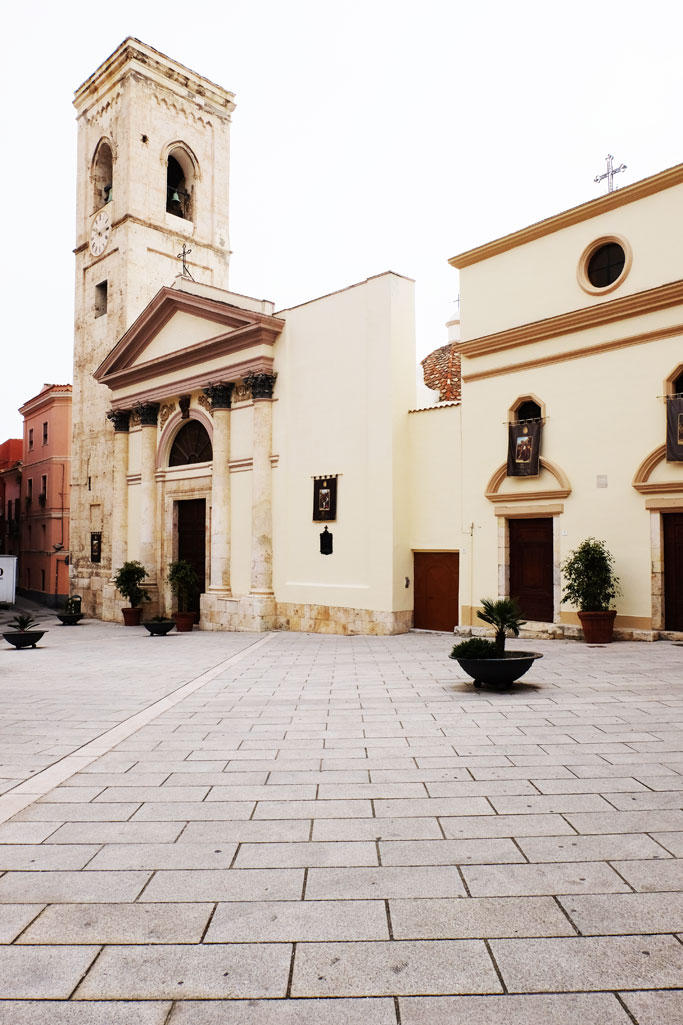 Cosa vedere a Cagliari chiesa