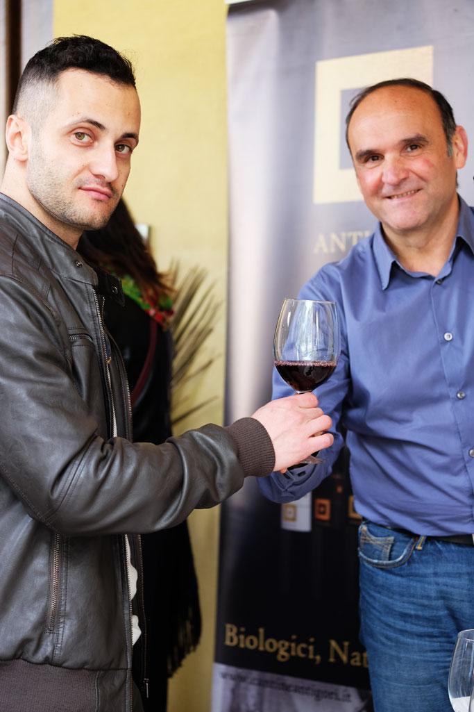 vino cantine Antigori