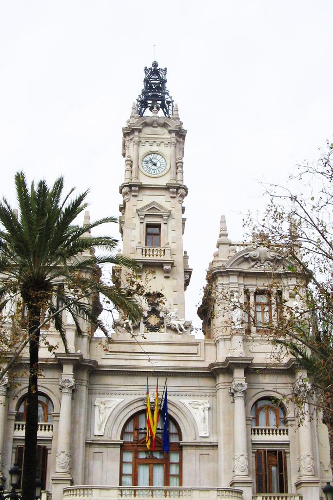 piazza del municipio