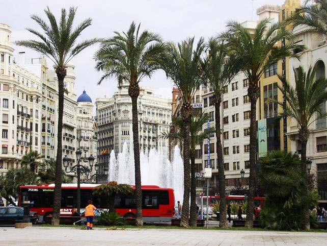 plaza ayuntamiento bologna