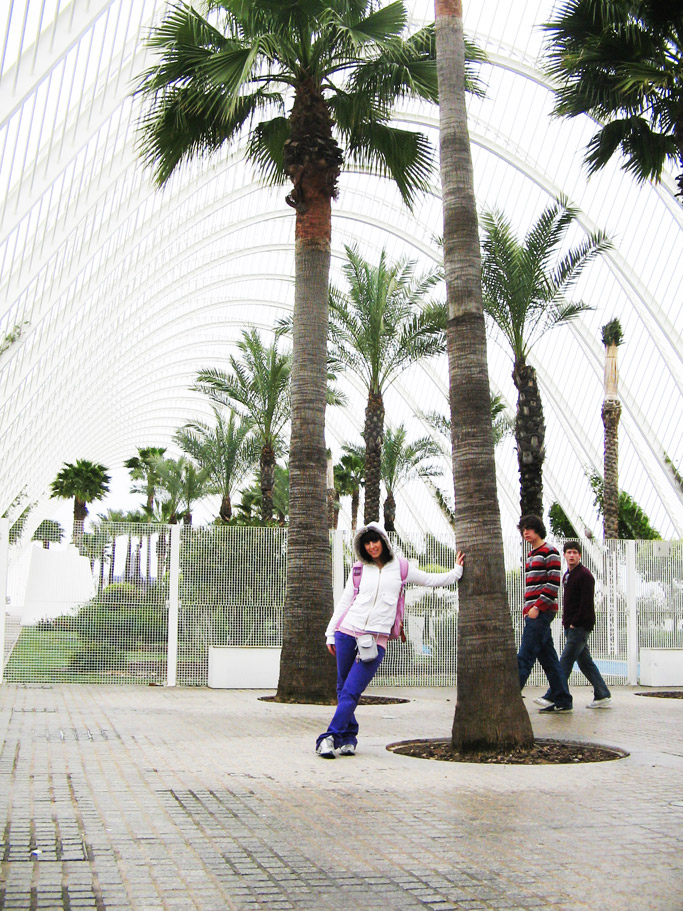 umbracle valencia
