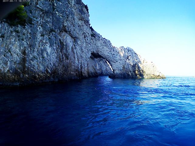 Blu Caves Zante