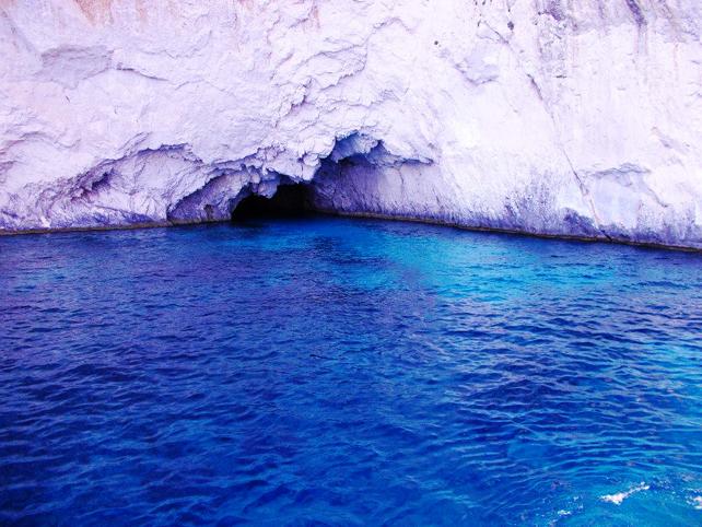 Grotte Blu Zante