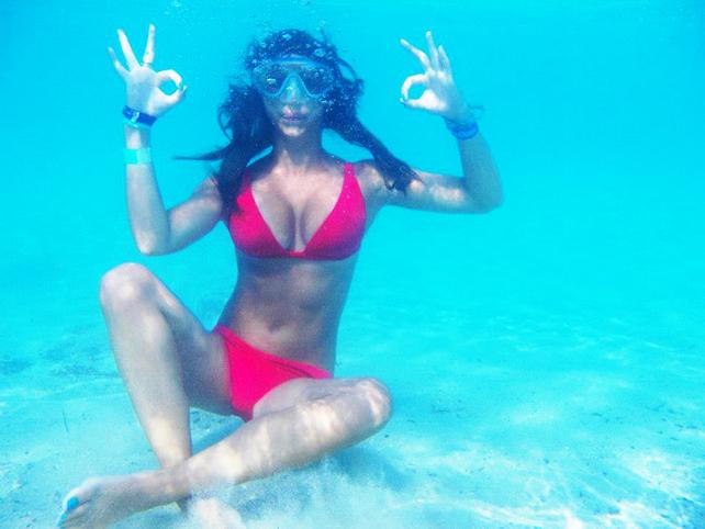Snorkeling Zante
