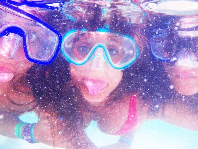 Zante snorkeling