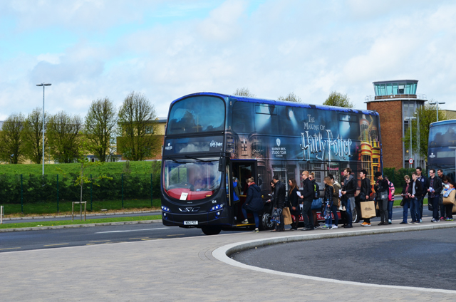 Harry Potter Studios come arrivare