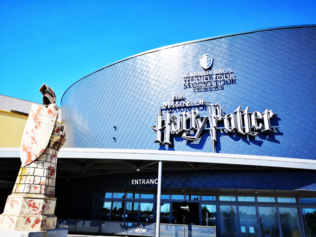 Harry Potter Warner Studios Tour