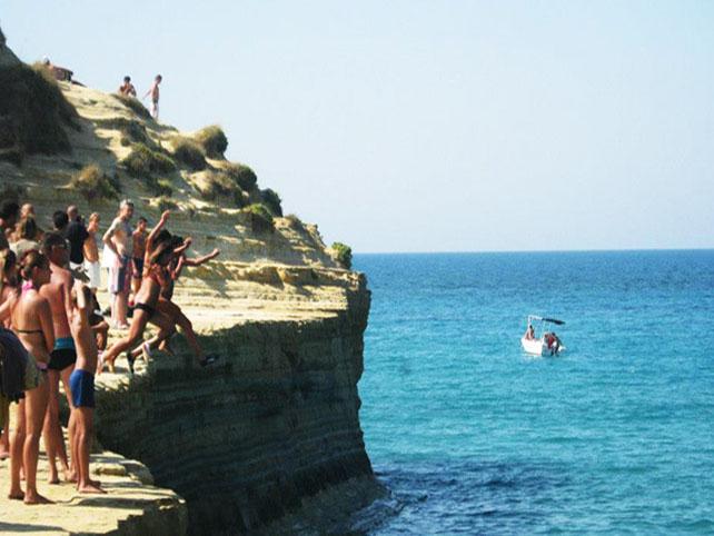 Corfu Canal d'Amor