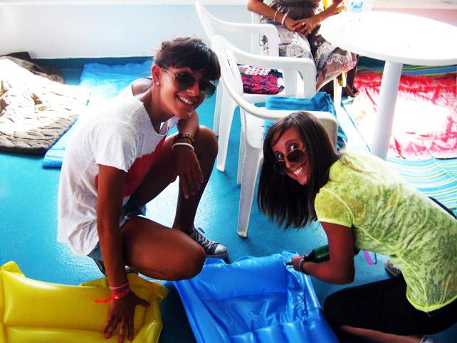 Corfu viaggio in nave