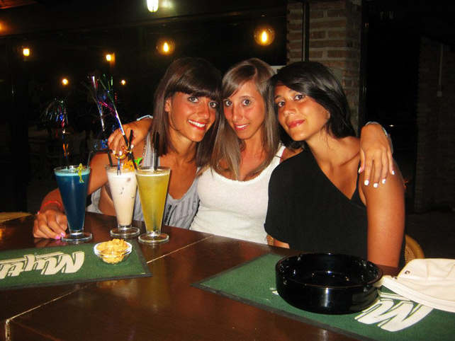 Corfu notturna