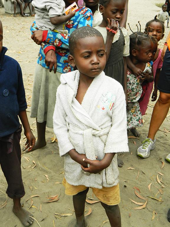 Africa bambino
