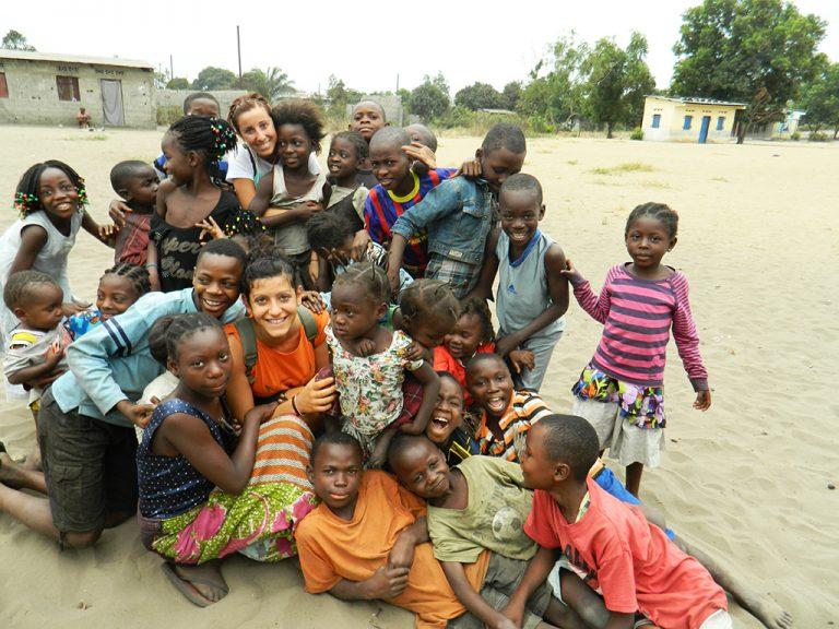 Africa Congo bambini