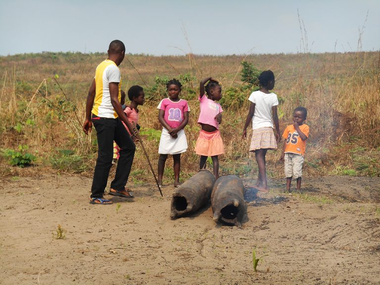 Africa fuoco