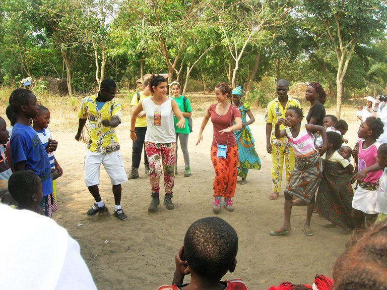 Balli africani
