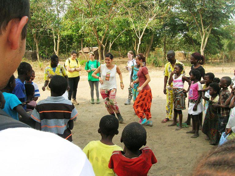 Balli Congo villaggio