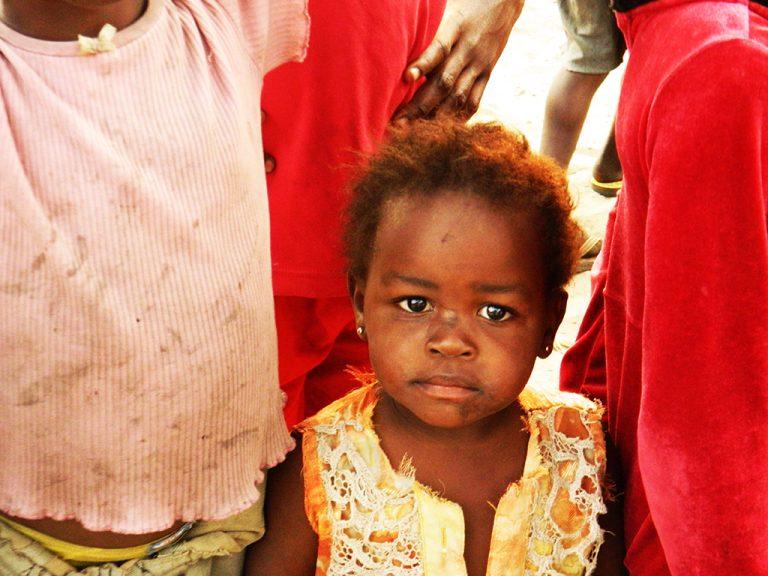 Bambina Africa Congo
