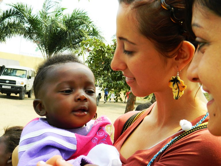 Bambino Congo Africa