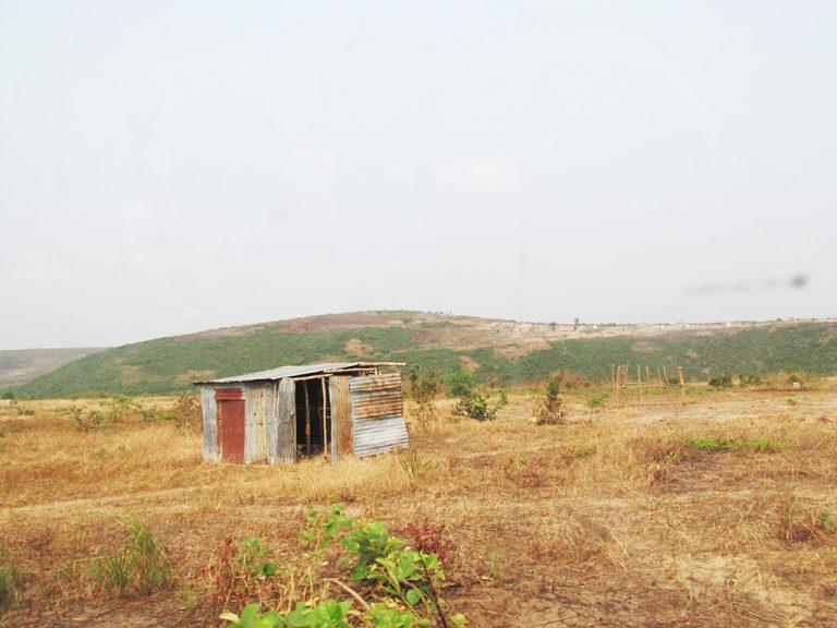 Casa in lamiera Congo