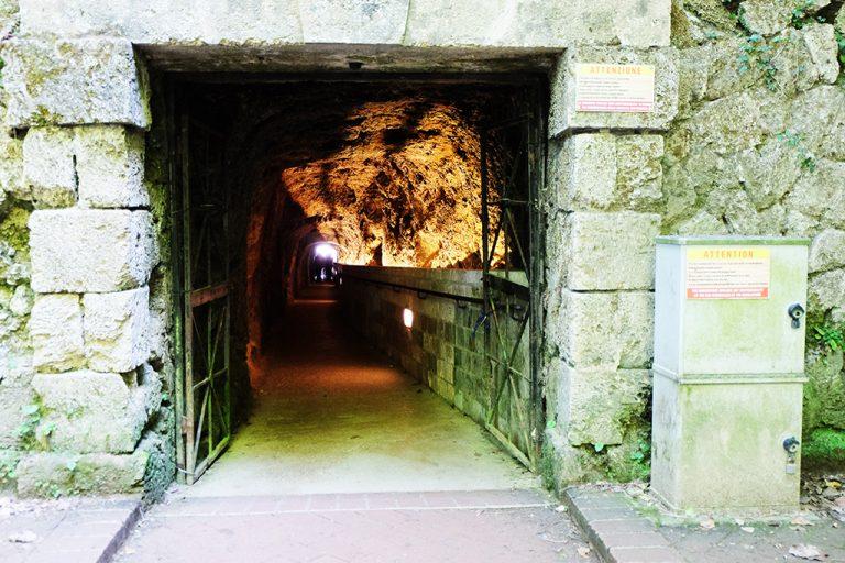 Cascate delle Marmore Tunnel