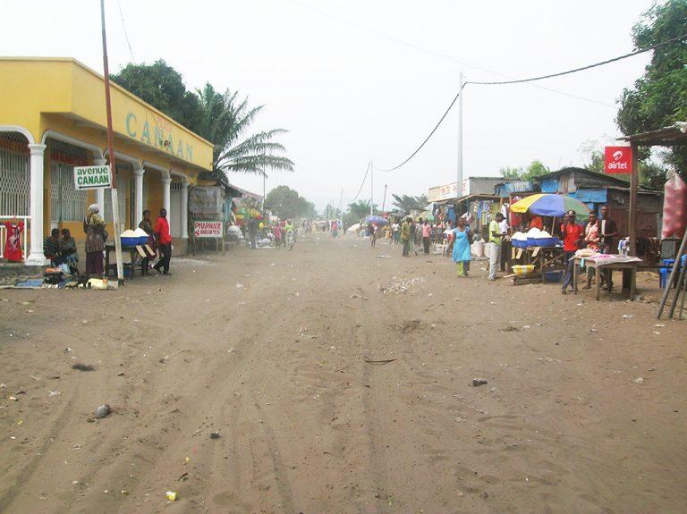 Congo strada