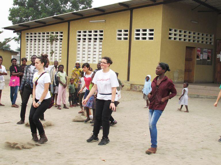 Giocare in Congo