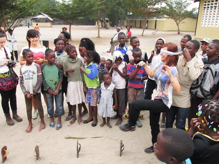 Giochi bambini Congo