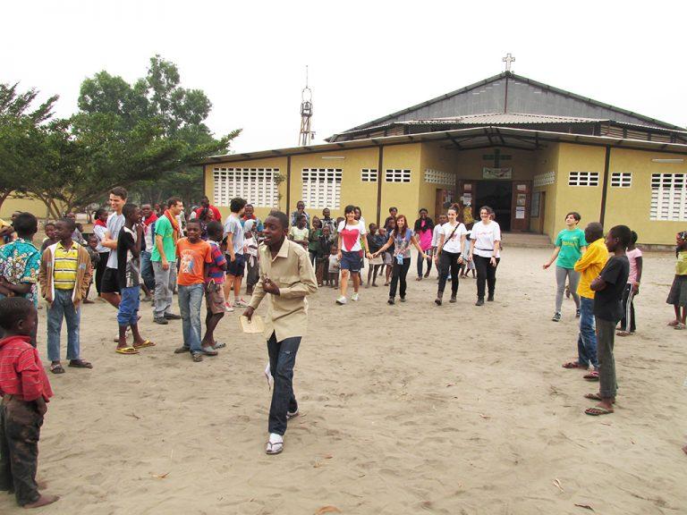 Giochi missione Congo