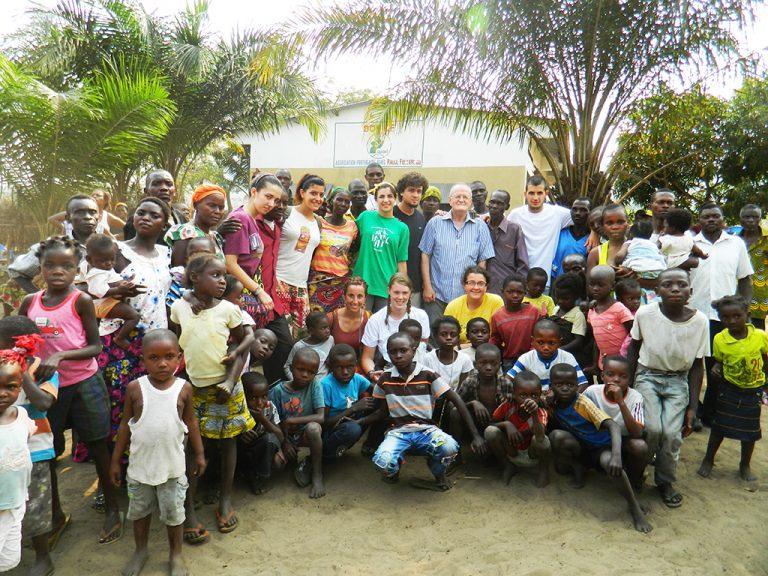 Gruppo umanitario Congo