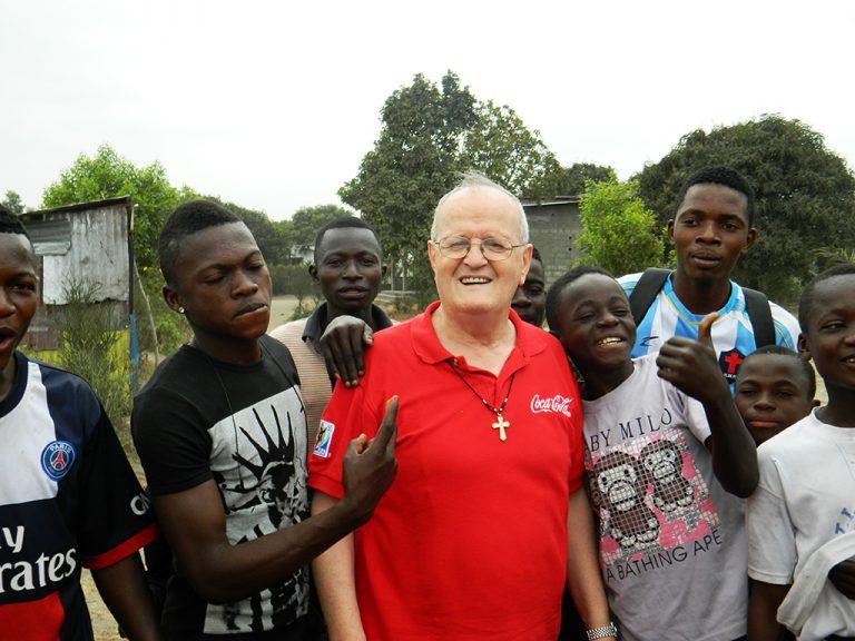 Missione Congo Africa