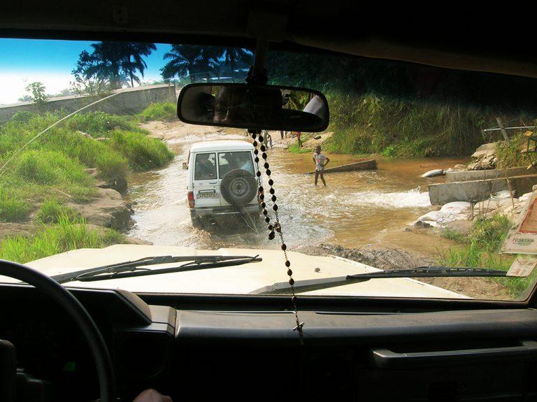 Safari Congo Africa