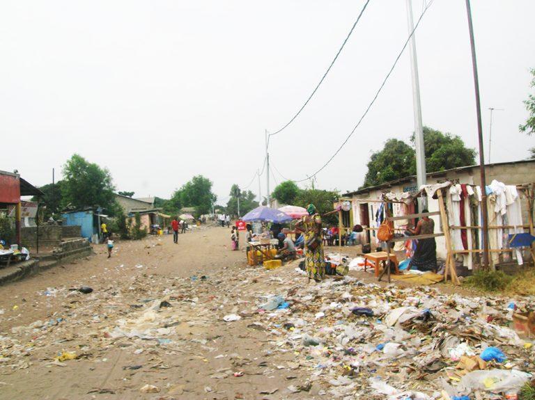 Strade Kinshasa Congo