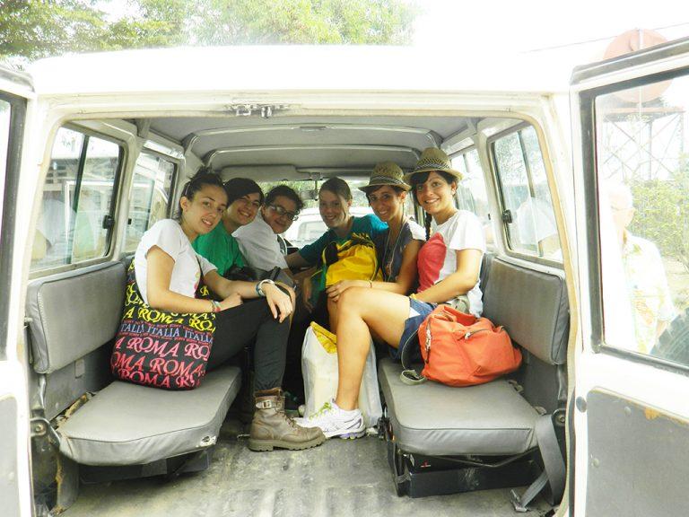 Viaggio in Congo