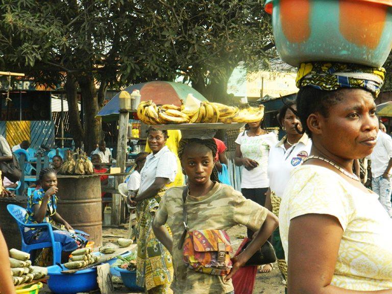 Viaggio Kinshasa