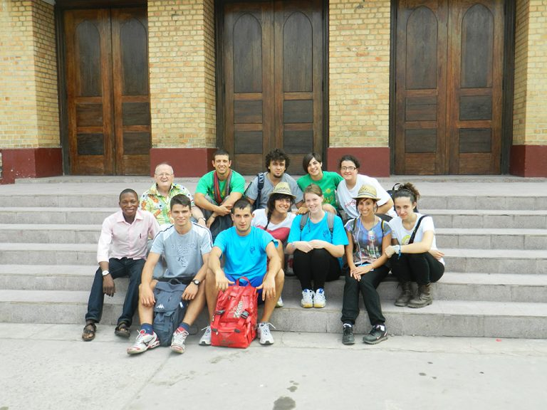 Viaggio missionario Congo