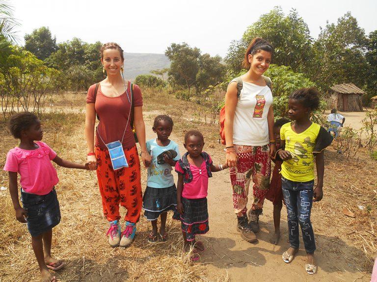Viaggio umanitario