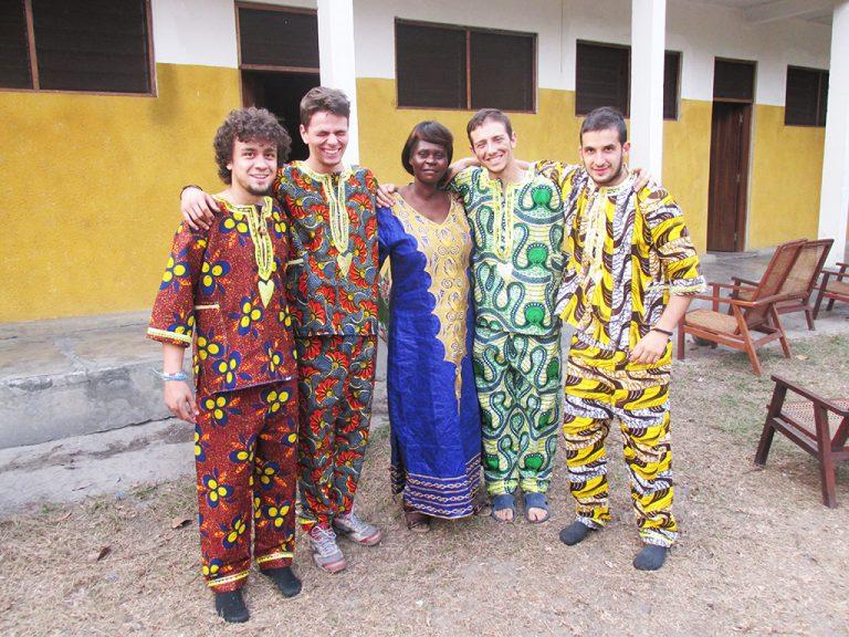 Abiti africani