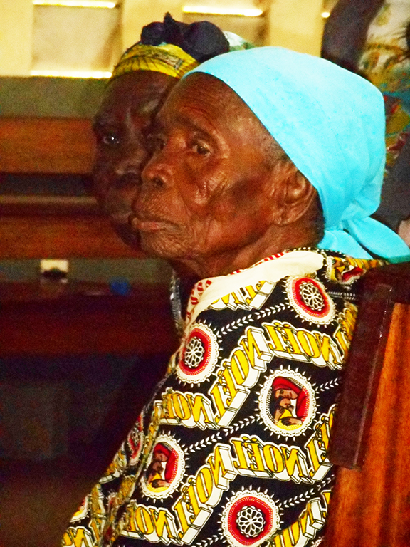 Anziana Congo