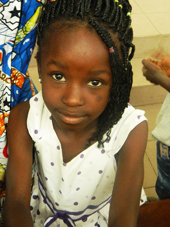 bambina-congo-africa